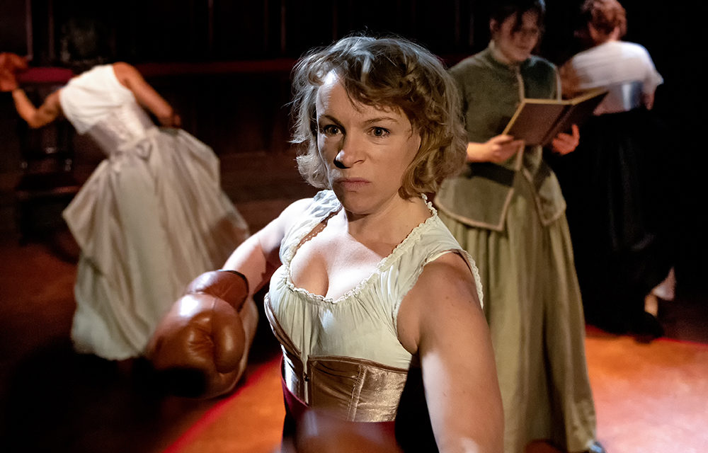 "Joy Wilkinson's ""The Sweet Science Of Bruising"" at The Southwark Playhouse"