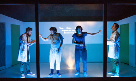 "Sarah Kane's ""4.48 Psychosis"" at New Diorama Theatre"