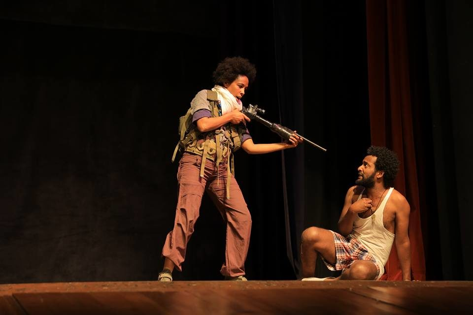 Kenya International Theatre Festival, 2018 Edition