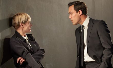 "David Hare's ""I'm Not Running"" At The National Theatre"