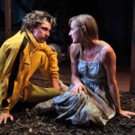 """Robert Alan Evans's""""The Woods"""" at The Royal Court"""