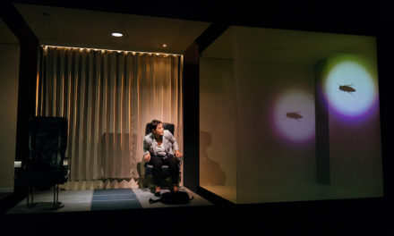 """""""A Kettle Of Fish"""" atThe Yard Theatre"""