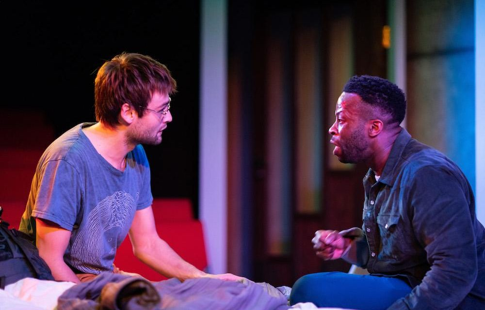 "Ken Urban's ""A Guide For The Homesick"" At The Trafalgar Studios"