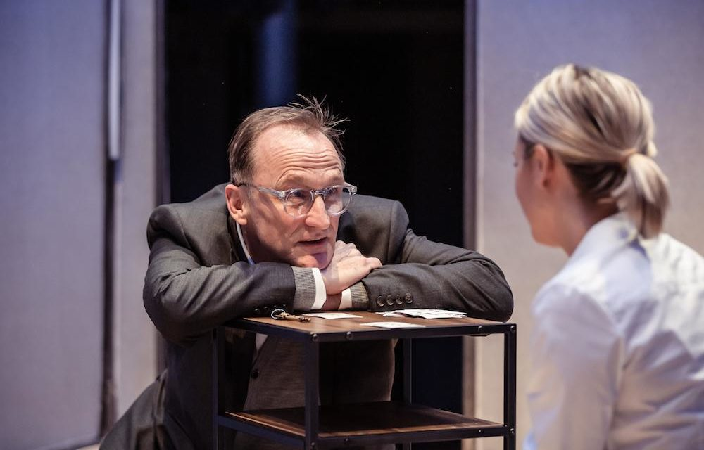 "Martin Crimp's ""Dealing With Clair"" At The Orange Tree Theatre"