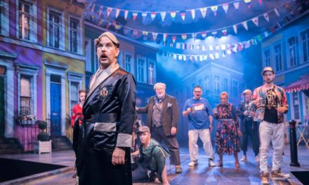 "Shaina Taub's ""Twelfth Night"" At The Young Vic"