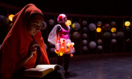 A Room Of One's Own: A Theatre Translator In Residence