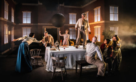 "Dead Centre's ""Chekhov's First Play"""