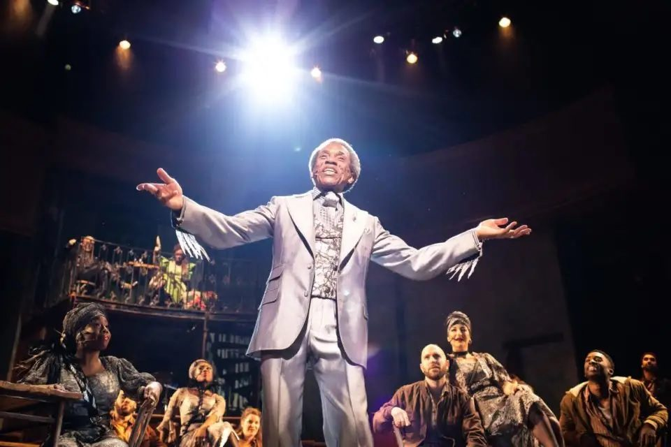 """""""Hadestown,"""" The Cult Album That Went To Broadway: """"Hades Isn't Based On Trump–But Trump Might Be Based On Hades"""""""