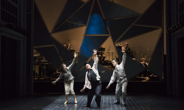 "Legacy And Genius In Machover's New Opera ""Schoenberg In Hollywood"""