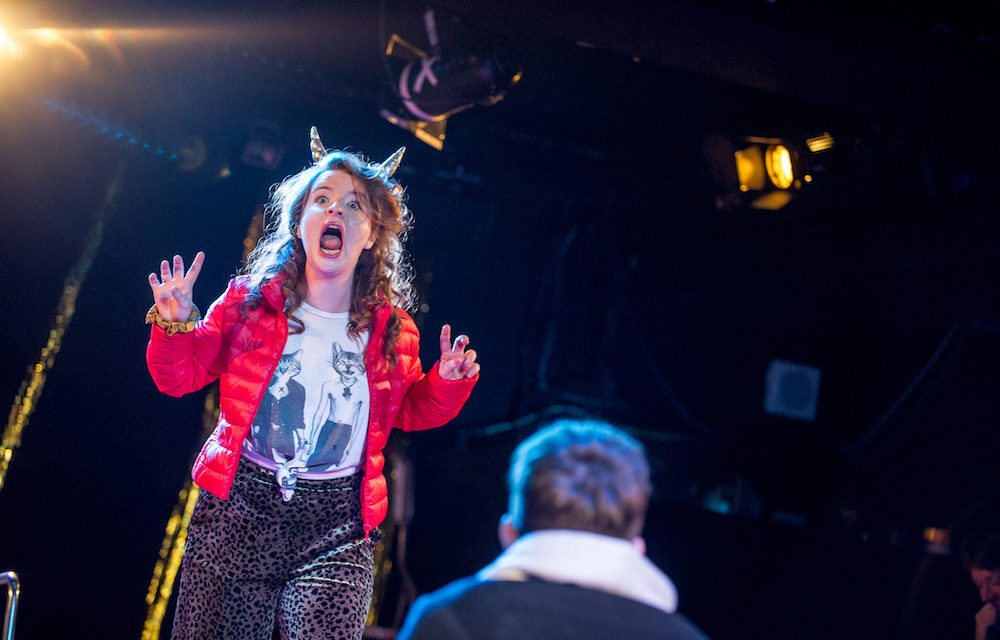 """Cuckoo"" at The Soho Theatre"