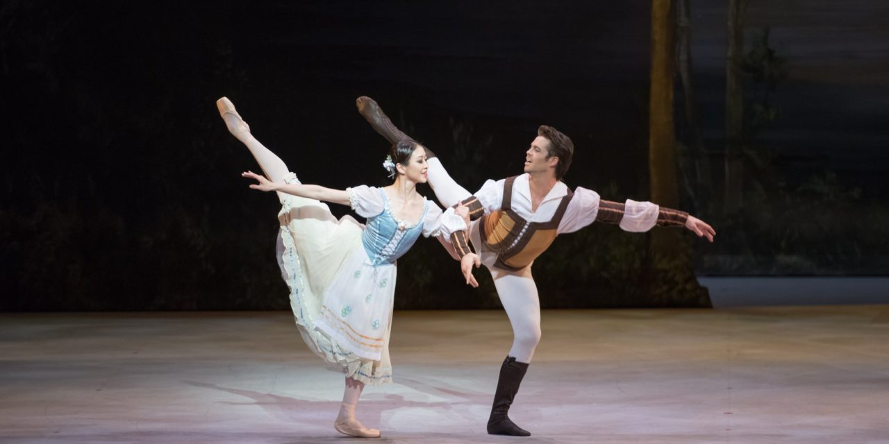 "Hong Kong Ballet's ""Giselle"" at Hong Kong Cultural Centre"