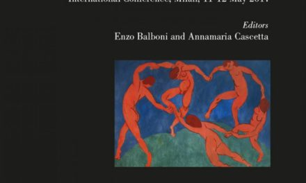 """European Cultural Identity"" By Enzo Balboni And Annamaria Cascetta: Law, History, Theatre, And Art"
