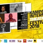 Kampala International Theatre Festival, 2018 Edition