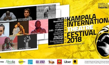 Kampala International Theatre Festival, 2018 Edition