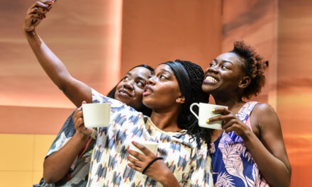 """The Hoes"" at The Hampstead Theatre"