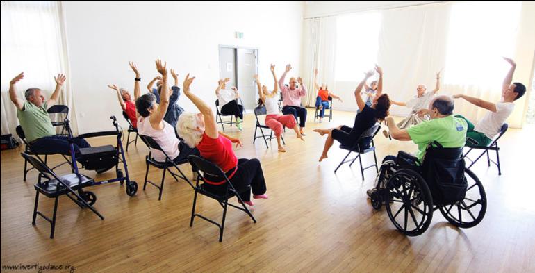 Invertigo Dance Theatre Company: A Conversation With Laura Karlin And Sofia Klass