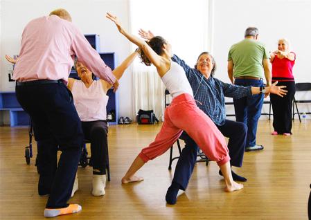 Photo Credits Invertigo Dance Theatre, Joe Lambie