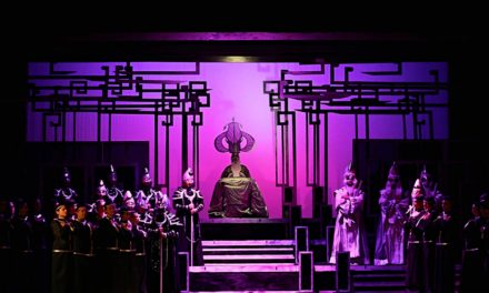 "Puccini's ""Turandot"" In Galati: From The Fairy Tale To The Inner Life"