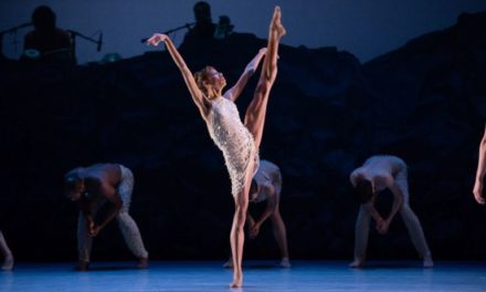 "Alonzo King Lines Ballet ""Sutra"" Unites The World"