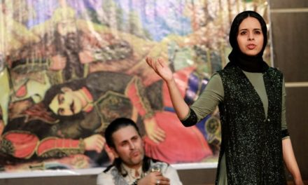 Traditional Storytelling Meets New Media Activism In Iran