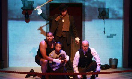 """Chasing Champions: The Sam Langford Story"" by Nova Scotia Playwright Jacob Sampson"