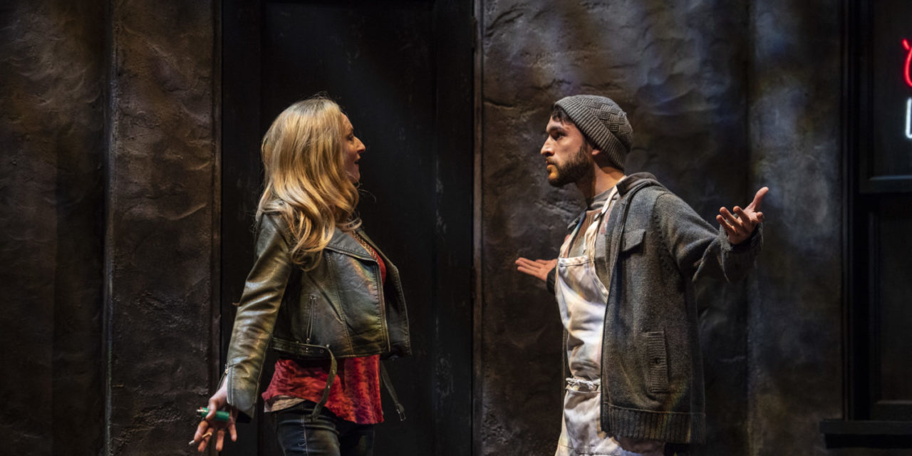 """Sweat"" at the Pittsburgh Public Theater"