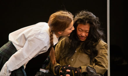 """A Pupil"" At Park Theatre"