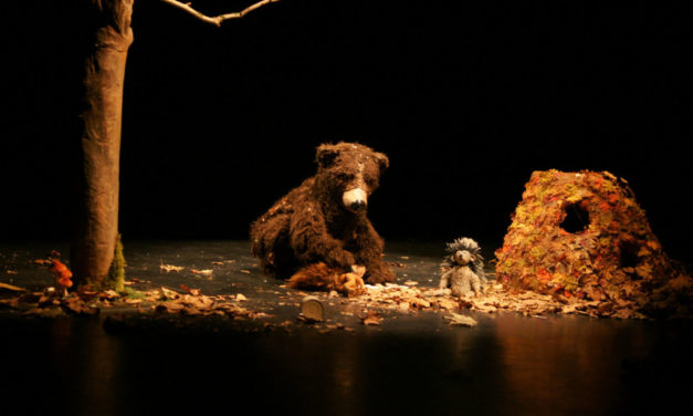 """Mr. Eichhorn And The First Snow"" – Puppetry for Children"