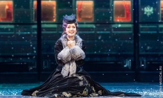 """Anna Karenina Musical"" At The Moscow Operetta Theatre"