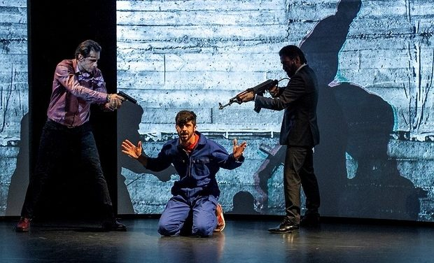 """The Factory"": Play Explores Murky Nexus Of Western Business And Syrian War"