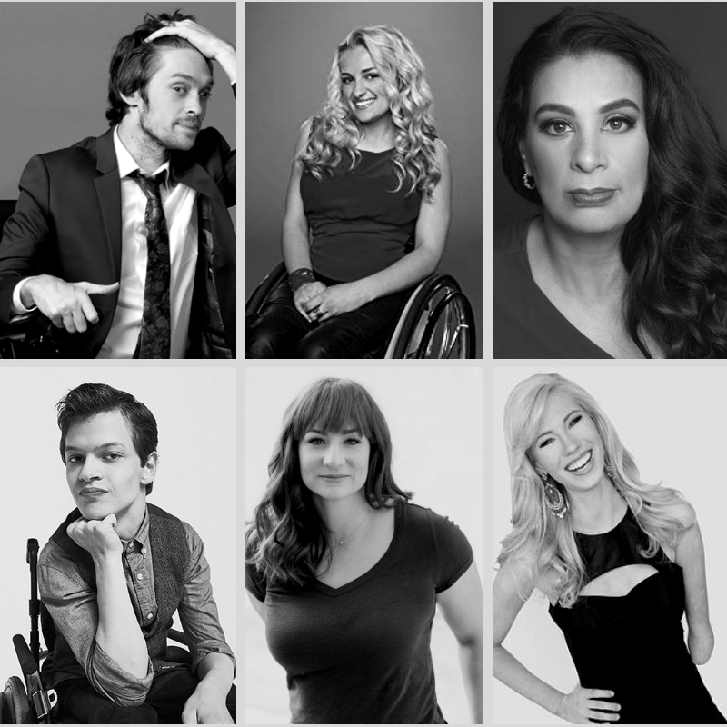 The faces of National Disability Theatre | Photo Credits National Disability Theatre