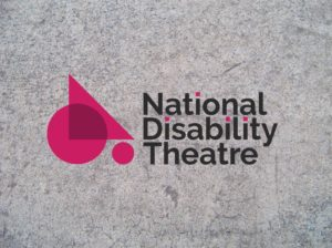 National Disability Theatre logo | Photo Credits National Disability Theatre