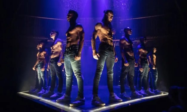 """Magic Mike Live,"" London Hippodrome, Review: ""A Frenzy Of Hallucinogenic Mansplaining, Fatman Scoop, And Abs"""