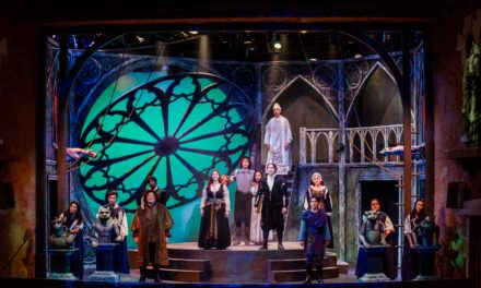 Less Is More Or Less Is Less:  The Balancing Act Of Designing Big Musicals In Small Spaces