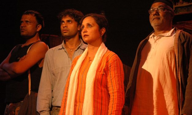 Street-Theatre And Indian Feminist Theatre