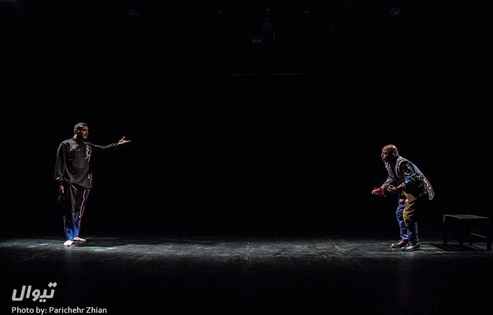 The Inner Monster Of Steve Jobs Comes Alive On An Iranian Stage With Mehrān Ranjbar's Tale