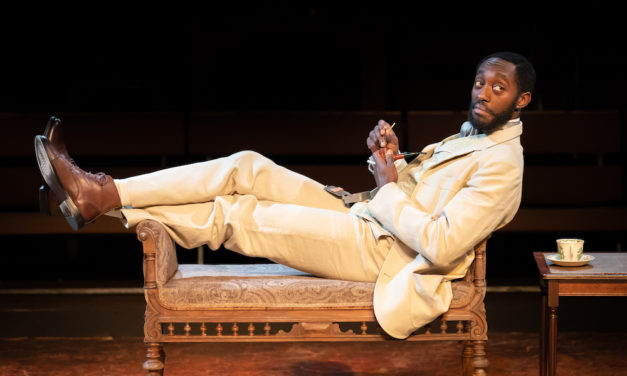"Danai Gurira's ""The Convert"" at The Young Vic: Religion and Colonialism"