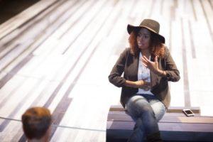 Jasminne Mendez. Photo by Cressandra Thibideaux.