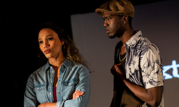 """Time Is Love/Tiempo Es Amore"" at The Finborough Theatre"