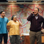 """Ishy Din's """"Approaching Empty"""" at The Kiln Theatre"""