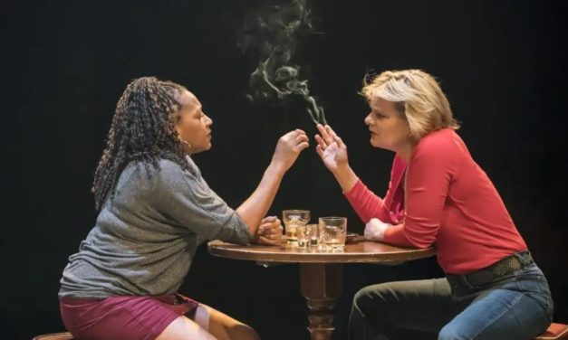 "Martha Plimpton On ""Sweat"": ""In Rehearsals, I Would Nauseate Myself"""