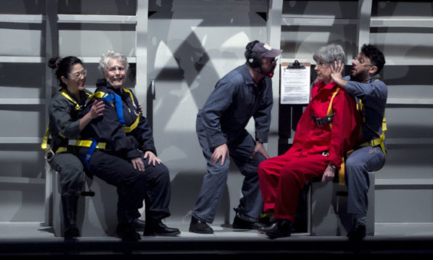 """Ripcord"": Disturbingly Outrageous Popular Theatre Where Comedy And Tragedy Intersect"