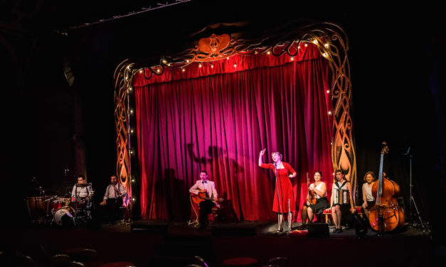 """Orpheus"" at The Battersea Arts Centre"