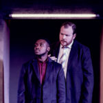 "Gabriel Gbadamosi's ""Stop And Search"" at The Arcola Theatre"
