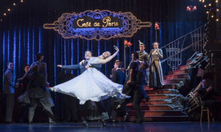 "Matthew Bourne's ""Cinderella""–A Breathtaking Fairytale At War"