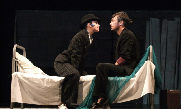 """Gripping, Contemporary Take On Brecht: """"The Good Person Of Szechwan"""" (Dir. Yury Butusov), At The Moscow Pushkin Drama Theatre At The Barbican, London"""