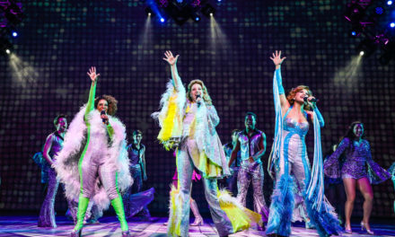 "Guilty Pleasures, Escapism, And The Greatest Hits Of ABBA Abound In TUTS's ""Mamma Mia!"""