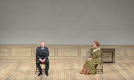 "Unfinished Business: ""A Doll's House, Part 2"" at The Huntington Theatre Company"