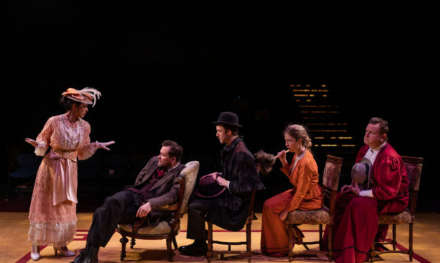 "A New Eliza: Bedlam's ""Pygmalion"" At The Central Square Theatre"