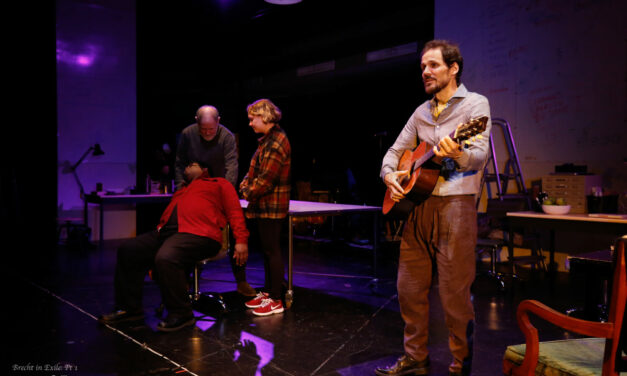 "Brecht In Exile: ""Galileo"" In Brooklyn"